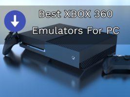 XBOX 360 Emulators For PC