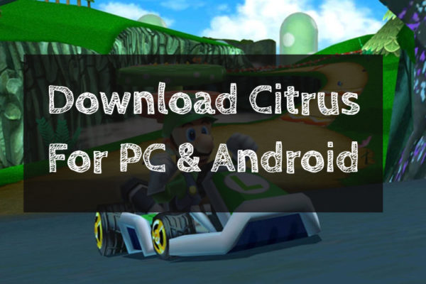 Citra 3DS Emulator Download