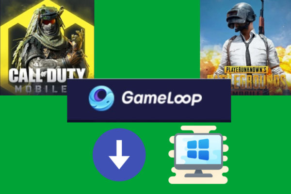 Gameloop Download For Windows 10 PC Laptop