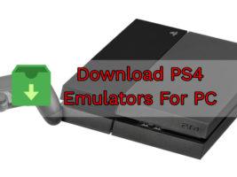 PS4 Emulators For PC