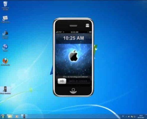 iPhone simulator for windows 10