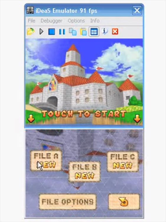 iDEAS 3ds emulator for windows 10 pc