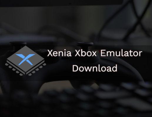 xenia xbox360 emualtor download